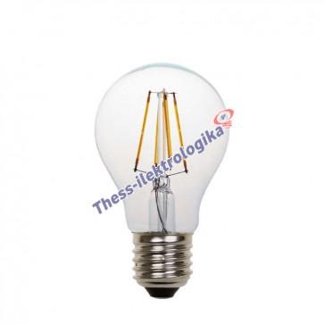 Λαμπτήρας LED Διακοσμητικός Filament 6W E27 3000K 240V