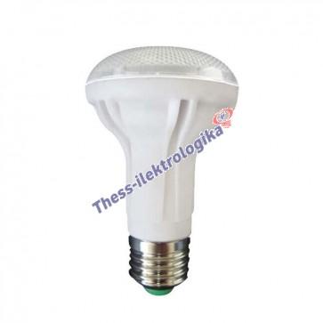 Λαμπτήρας LED R63 8W E27 3000K 240V