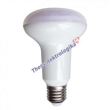 Λαμπτήρας LED R80 10W E27 3000K 240V