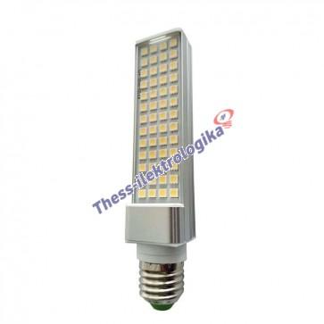 Λαμπτήρας LED G24D 2 pin 10W Ε27 4000K 240V
