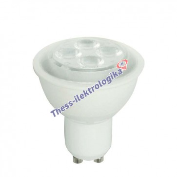 Λαμπτήρας LED SPOT PRO SMD 7W GU10 3000K 240V