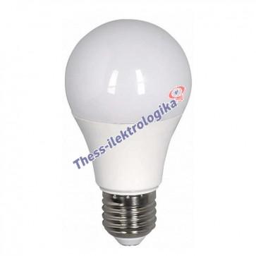 Λαμπτήρας LED SMD κοινός 8W Ε27 3000K 240V