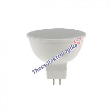 Λαμπτήρας LED SPOT 5W GU5.3 4000K 12V AC/DC