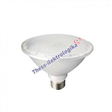Λαμπτήρας LED PAR 30 8W Ε27 3000K 240V PRO