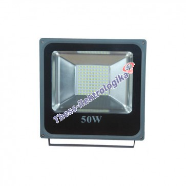 ΠΡΟΒΟΛΕΑΣ LED SMD 50W IP65 6500K (Προβολείς)