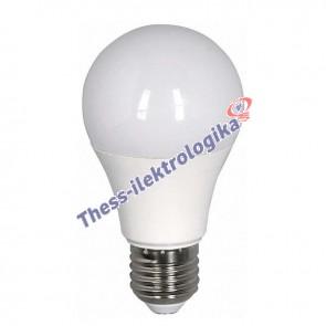 Λαμπτήρας LED SMD κοινός 8W Ε27 6500K 240V