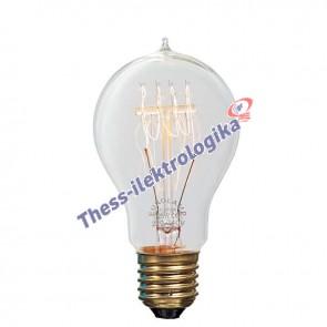 Λαμπτήρας Διακοσμητικός Edison 28W Ε27 240V