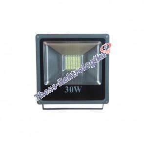 ΠΡΟΒΟΛΕΑΣ LED SMD 30W IP65 6500K (Προβολείς)