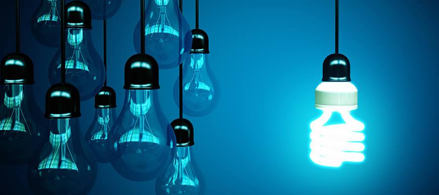 Λαμπτήρες εξοικονόμησης ενέργειας